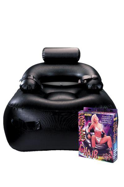 Секс машина в виде надувного кресла